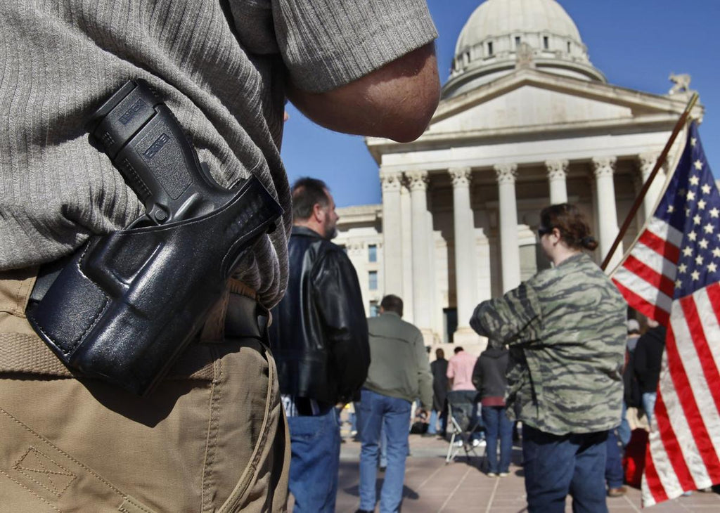 2nd Amendment Groups, Lawmakers Fighting Petition Against Oklahoma Permitless Carry