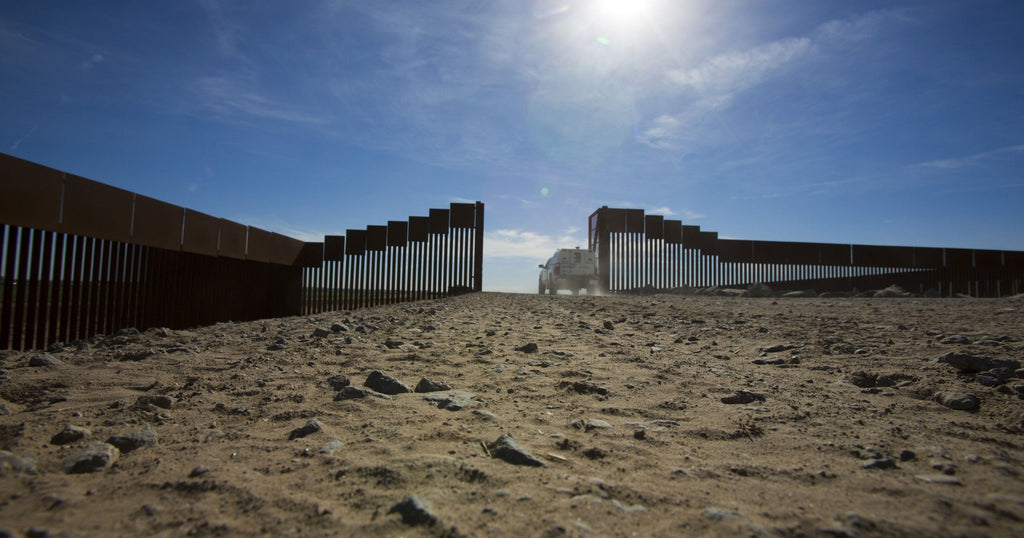 $3.6 BILLION, 175 More Miles of Border Wall Approved by Pentagon (Video)