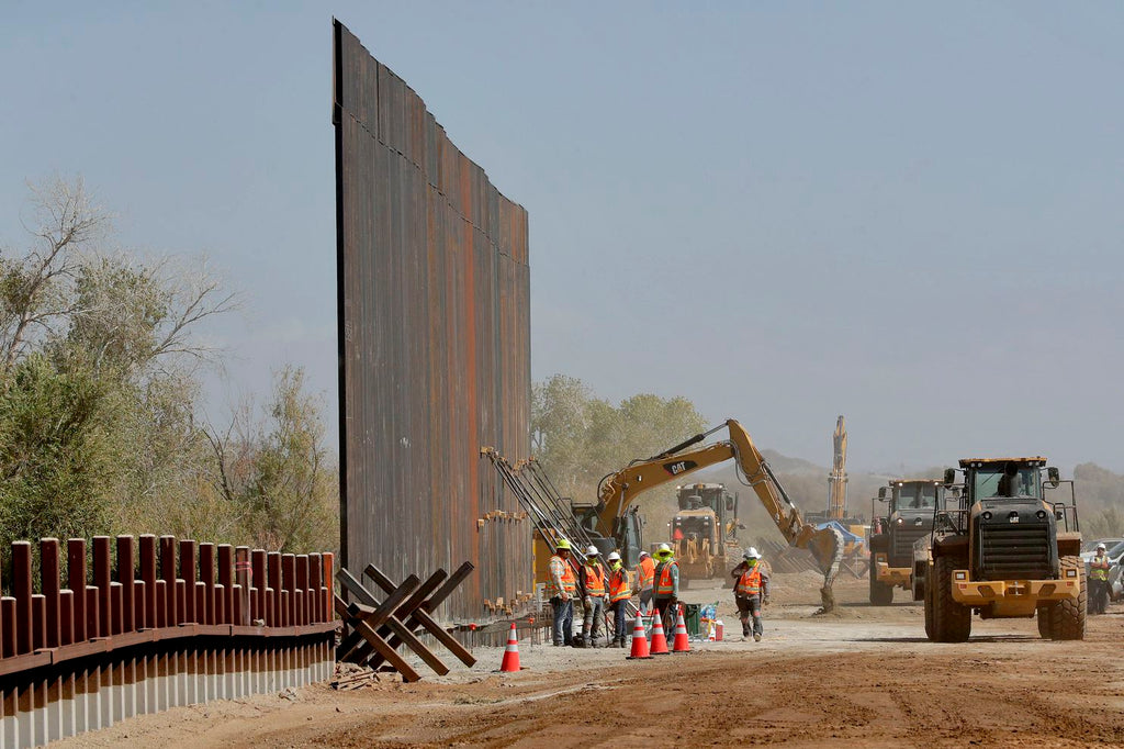 BUILD THE WALL: 450 Miles by End of 2020 plus Supreme Court Asylum Restriction Ruling