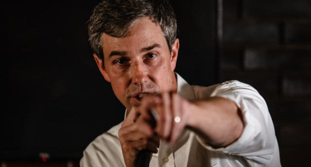 Hell Yes, We're Coming For Your AR-15's, Beto O'Rourke Flips On Gun Control/Second Amendment