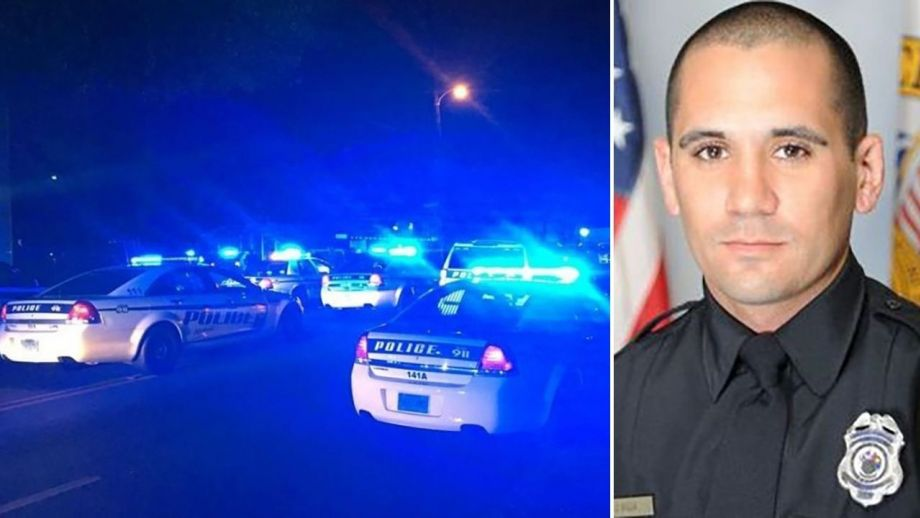 Alabama police officer killed; suspect also dead after standoff, police say