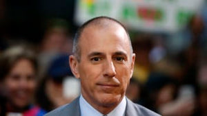 Matt Lauer Told Meredith On Camera ... 'Keep Bending Over, Nice View'