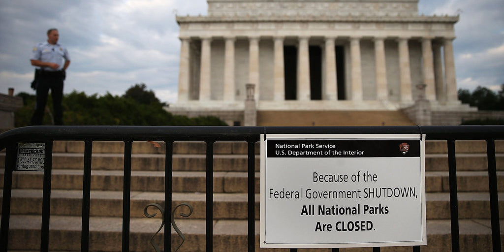 Neither side budges as day 2 of shutdown continues