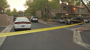 Home Invasion Suspect Shot by Patriot in West Valley Las Vegas