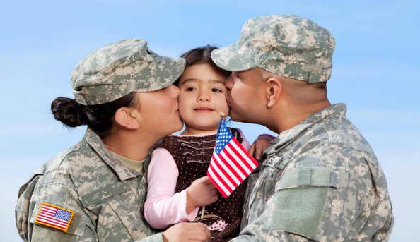 U.S. Military Members Children Face New Citizenship Policy Overseas