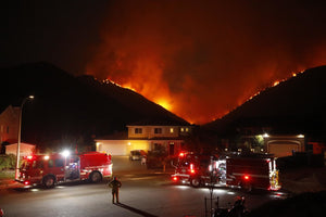 (Video) Firefighters Contain Tenaja-Murietta Fire to 20%, Evacuation Orders Lifted