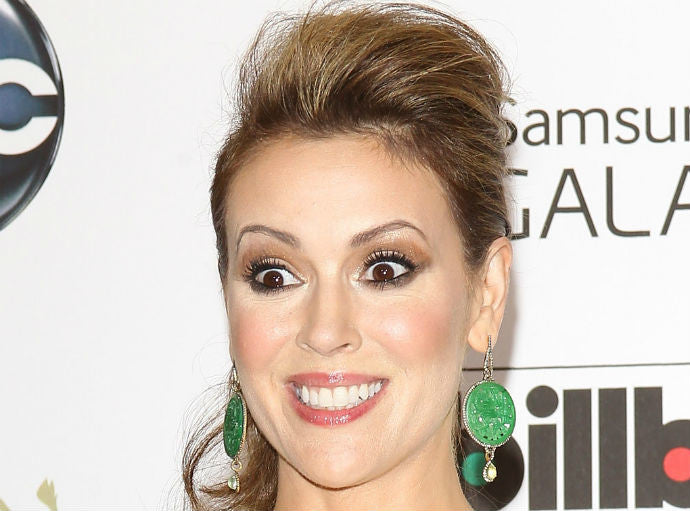 WATCH: Gun Control Debate Ted Cruz Owns Alyssa Milano AGAIN