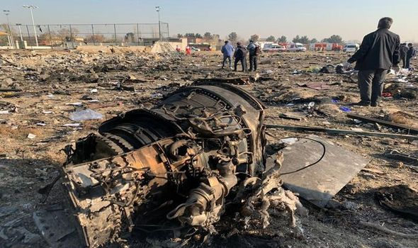 (WATCH) Ukrainian Plane Departing Tehran Crashes, Killing All 176 Aboard. Missile Strike Not Ruled Out