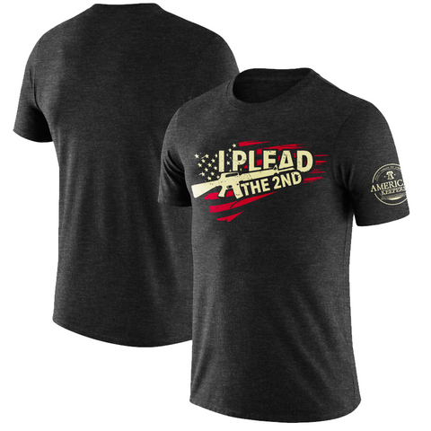 I PLEAD THE 2ND SHIRT