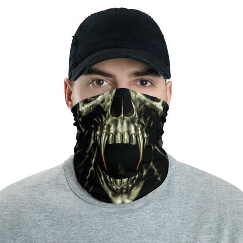 Death Skull Neck Gaiter