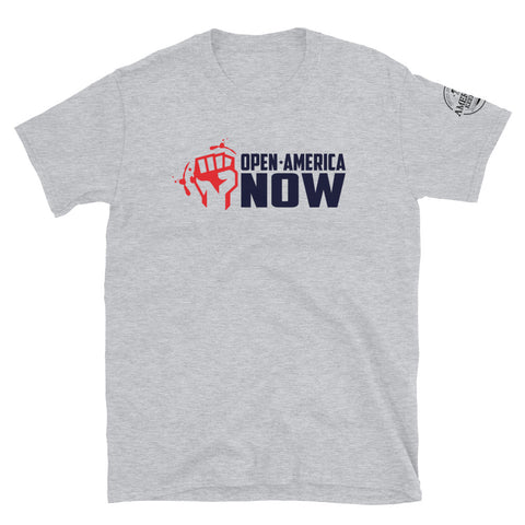 Open America Now Shirt
