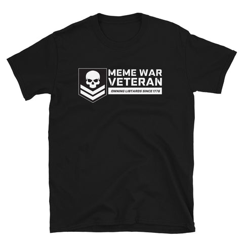 Meme War Veteran shirt