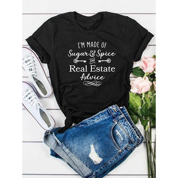 Sugar & Spice And Real Estate Advice