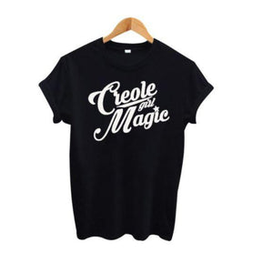 Creole Girl Magic - Graphic T-Shirt