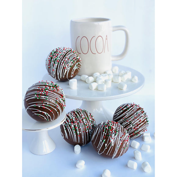 Hot Chocolate Bombs - Custom order