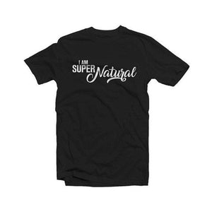 I Am Super Natural - Graphic T-Shirt