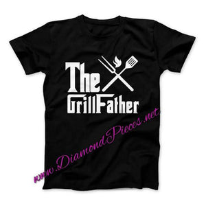 The Grill Father - Graphic T-Shirt