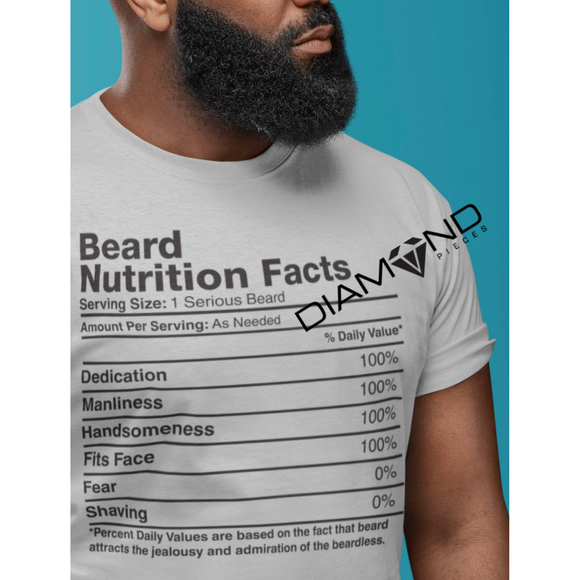 Beard Nutrition Facts
