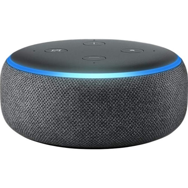 Amazon Echo Dot (3rd Generation) Bluetooth Smart Speaker - Alexa Suppo