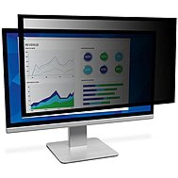 3M Framed Privacy Filter for 22 Widescreen Monitor (16:10) - For 22LCD