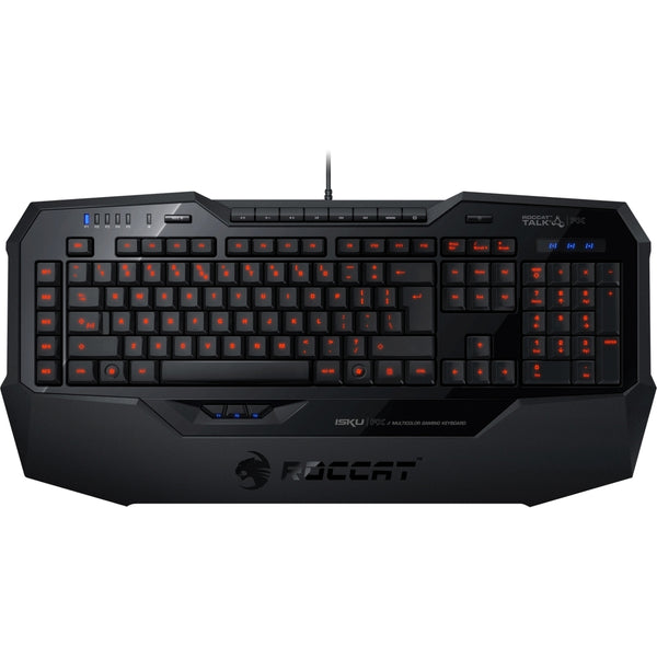 Roccat Isku FX - Multicolor Gaming Keyboard - Cable Connectivity - USB