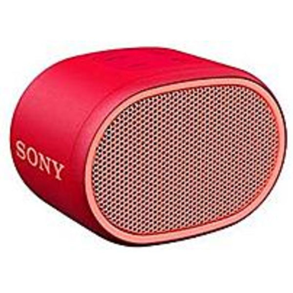 Sony SRS-XB01/R EXTRA BASS Compact Portable Bluetooth Speaker - Red