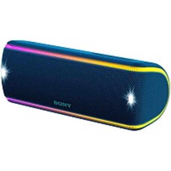 Sony SRS-XB31/LI Portable Wireless Bluetooth IP67 Speaker - Blue