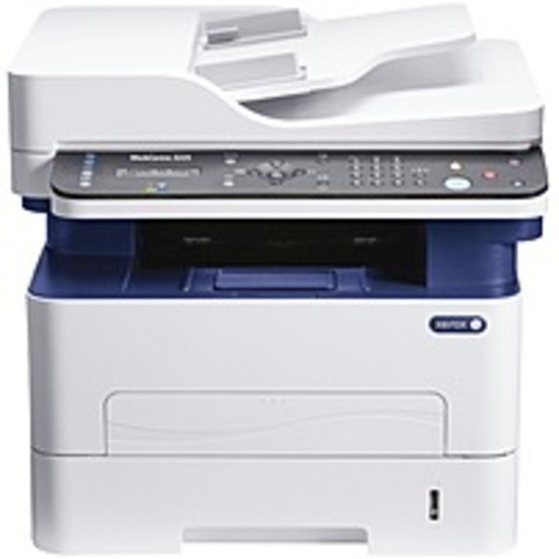 Xerox WorkCentre 3225DNI Laser Multifunction Printer - Monochrome - Co