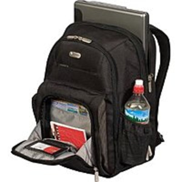 Targus TBB012US Zip-Thru Air Traveler Backpack for 15.8-Inch Notebook