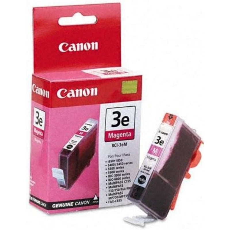 Canon 4481A235 BCI-3eM Replacement Ink Tank - Magenta