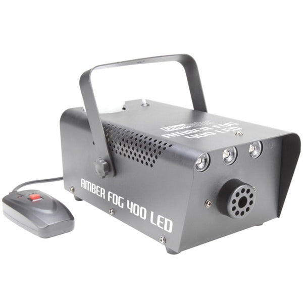 Eliminator Lighting Amber Fog 400 Amber 400 Fog Machine