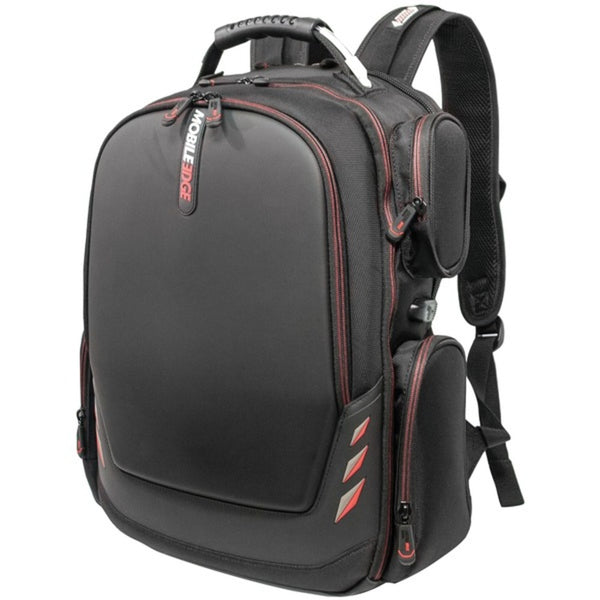 "Mobile Edge MECGBP1 18"" Core Gaming Backpack (Molded Front Pocket)"