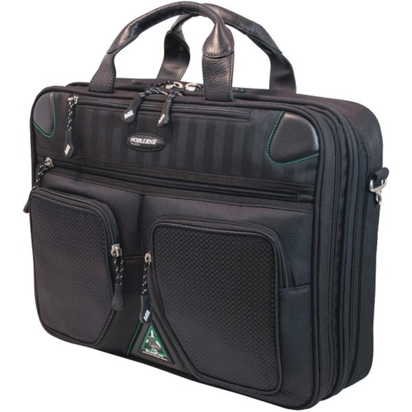 "Mobile Edge MESFBC2.0 16"" PC/17"" MacBook ScanFast Briefcase"