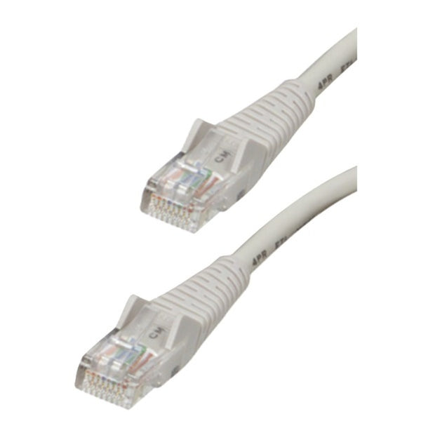 Tripp Lite N001-007-GY CAT-5E Snagless Molded Patch Cable (7ft)