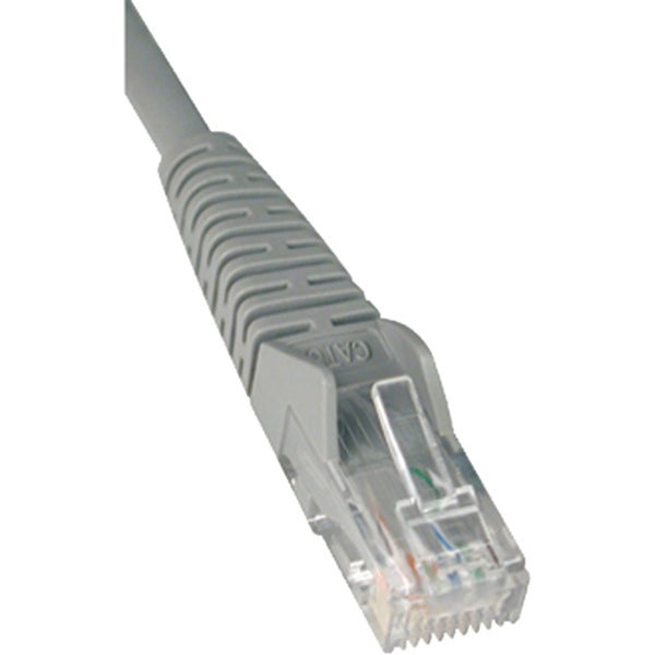 Tripp Lite N201-003-WH CAT-6 Gigabit Snagless Molded Patch Cable (3ft)