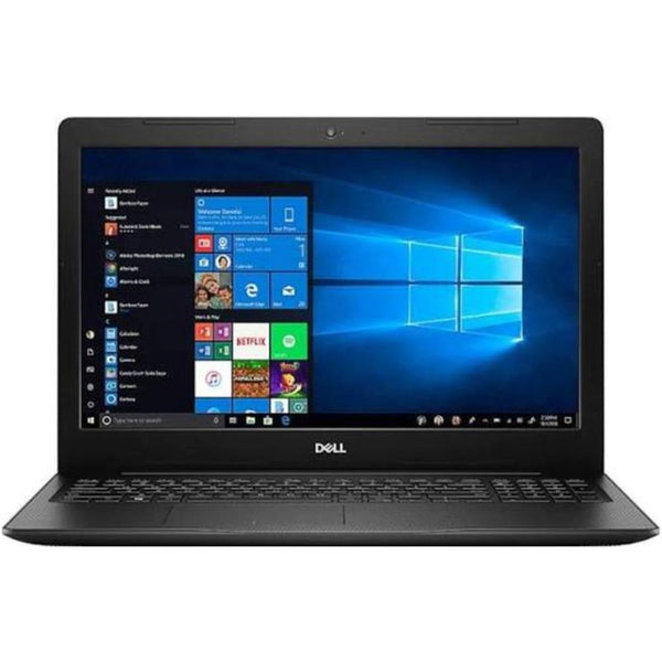 Dell Inspiron I3583-3919BLK-PUS 15.6 Inch Touch Screen Laptop - Intel