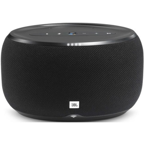 JBL Link 300 JBLLINK300BLKUS Bluetooth Portable Speaker With Google As