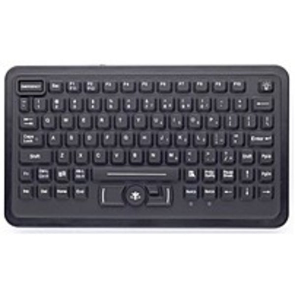 Havis PRO-KB-101 Rugged In-Vehicle Keyboard - Black