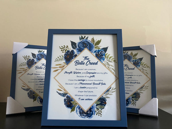 The Belle Creed Home & Office Decor