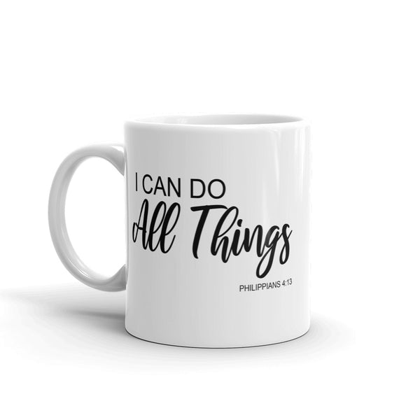 I Can Do All Things Mug