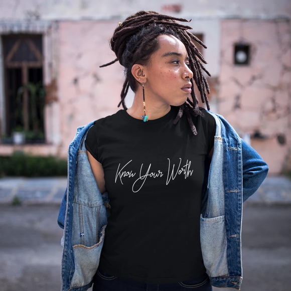 Known Your Worth Tee