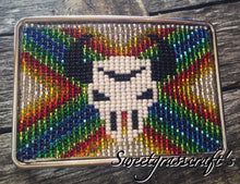 beaded belt buckle native beadwork beaded buckle ative beadwork skull buckle skull belt buckle rodeo wear rodeo bling bling buckle
