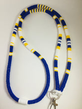native american beaded lanyard