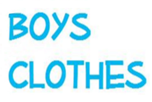 BOYS CLOTHES & MORE