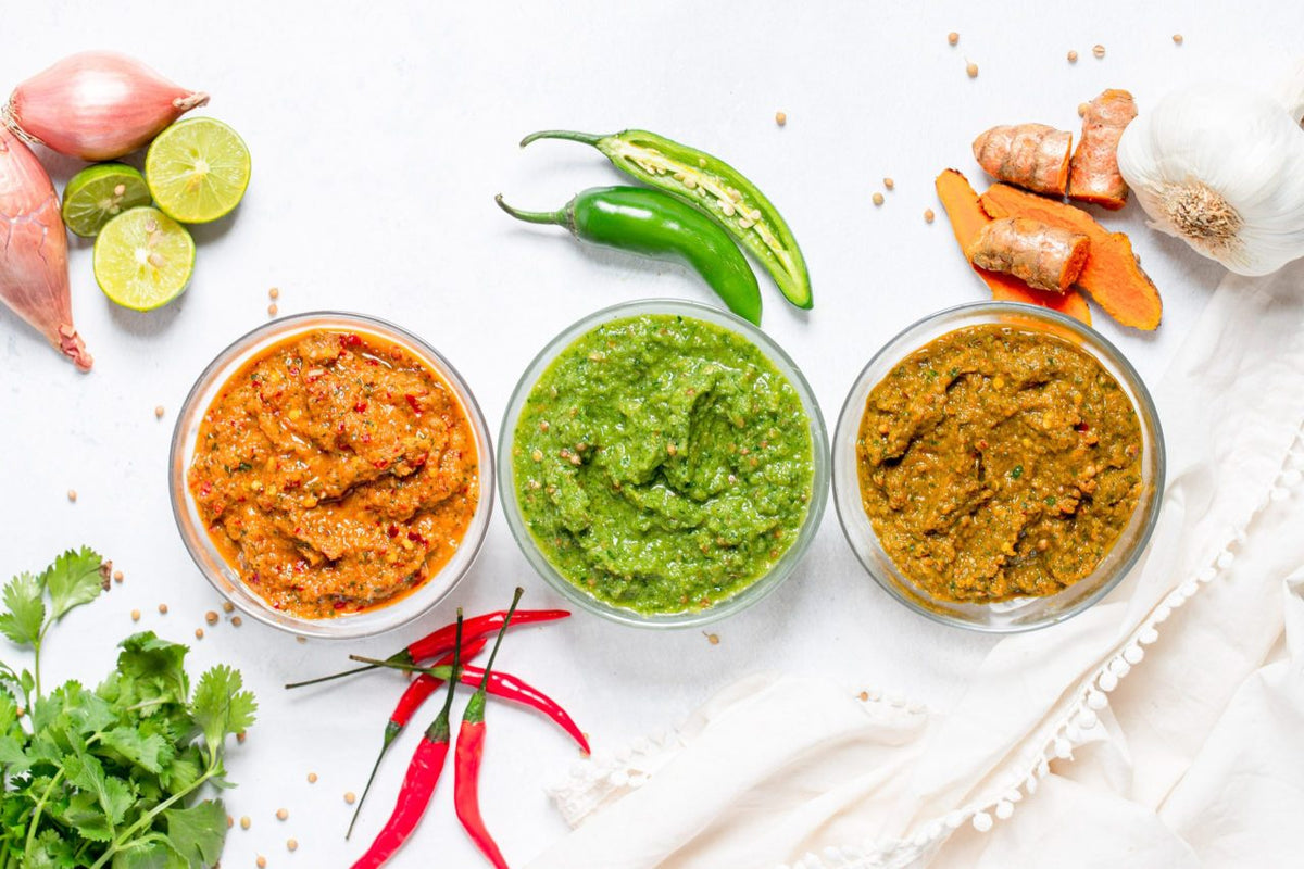 Custom Made Curry Paste