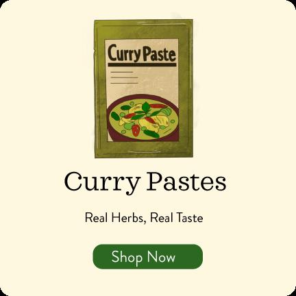 Thai Curry Pastes