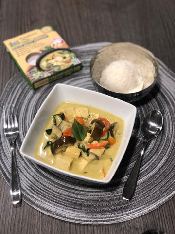 Green Curry bowl