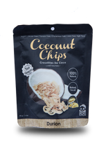 Panda Coco Durian Coconut Chips