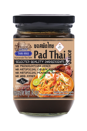 Authentic Pad Thai Sauce Jar