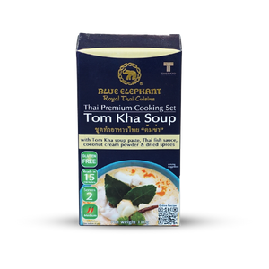Blue Elephant Tom Kha Curry Cooking Set